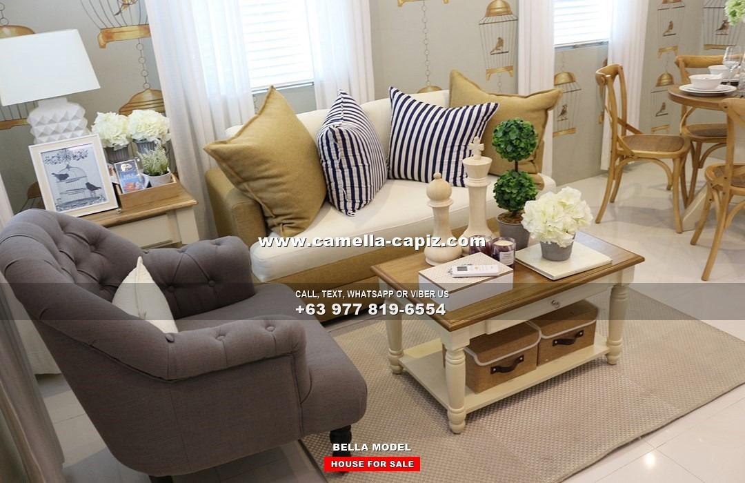 Bella House for Sale in Capiz