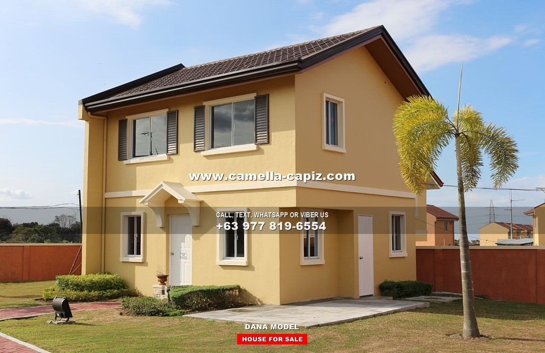 Dana House for Sale in Capiz