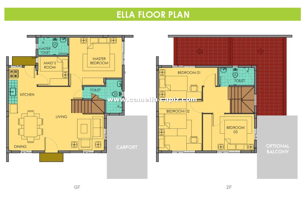 Ella  House for Sale in Capiz