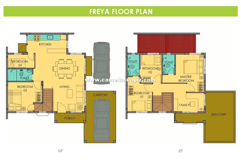 Freya  House for Sale in Capiz