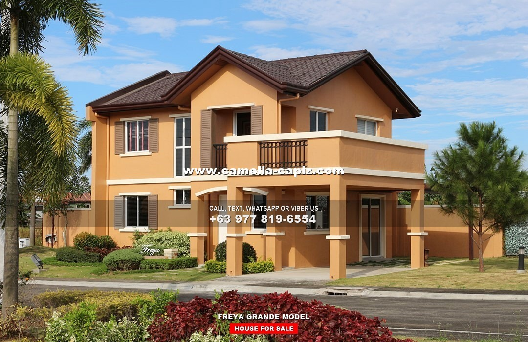 Freya House for Sale in Capiz