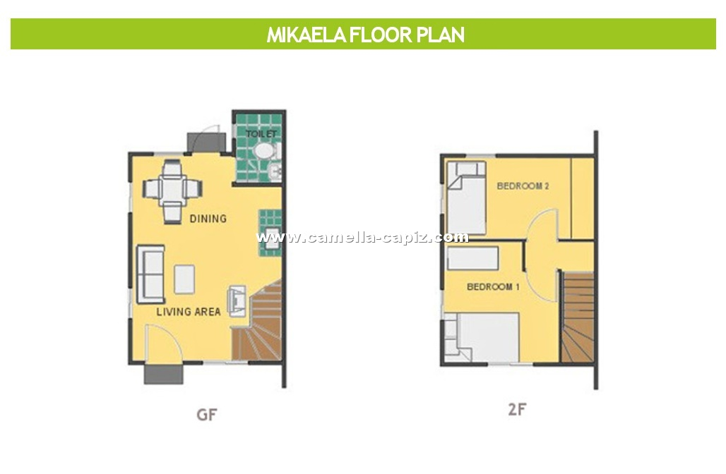Mikaela  House for Sale in Capiz