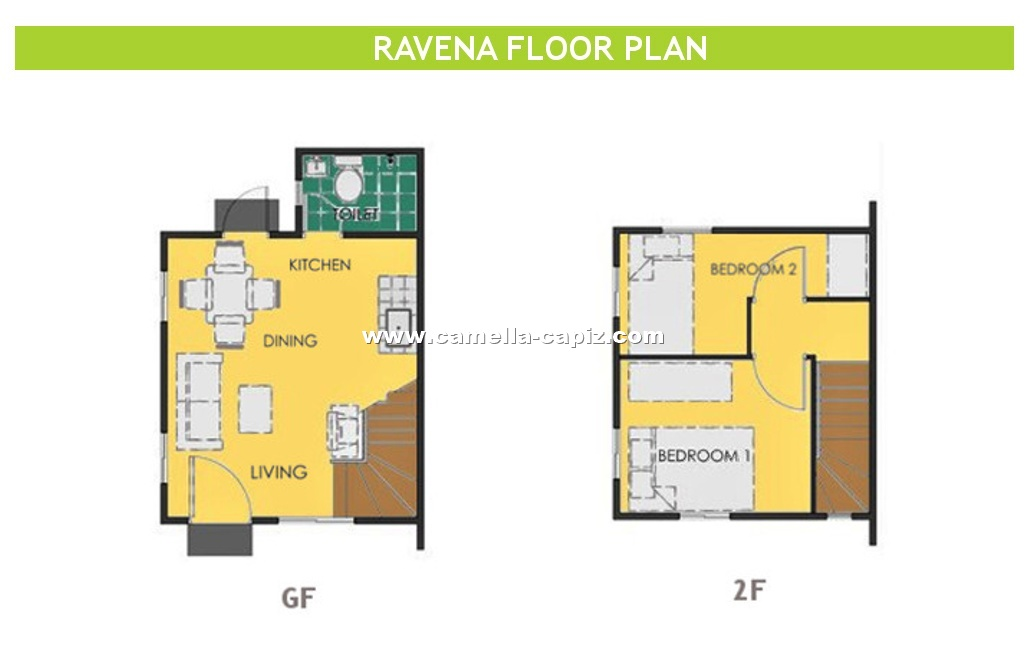 Ravena  House for Sale in Capiz