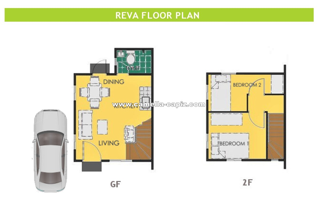Reva  House for Sale in Capiz