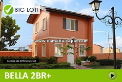Bella House and Lot for Sale in Capiz Philippines