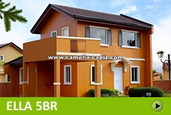 Ella House and Lot for Sale in Capiz Philippines