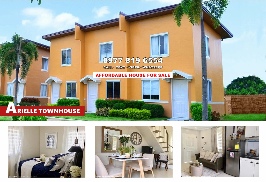 Arielle House for Sale in Capiz