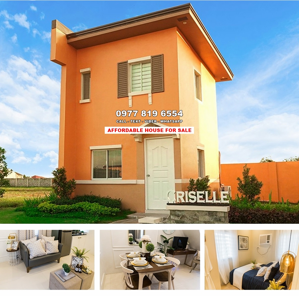 Criselle House for Sale in Capiz