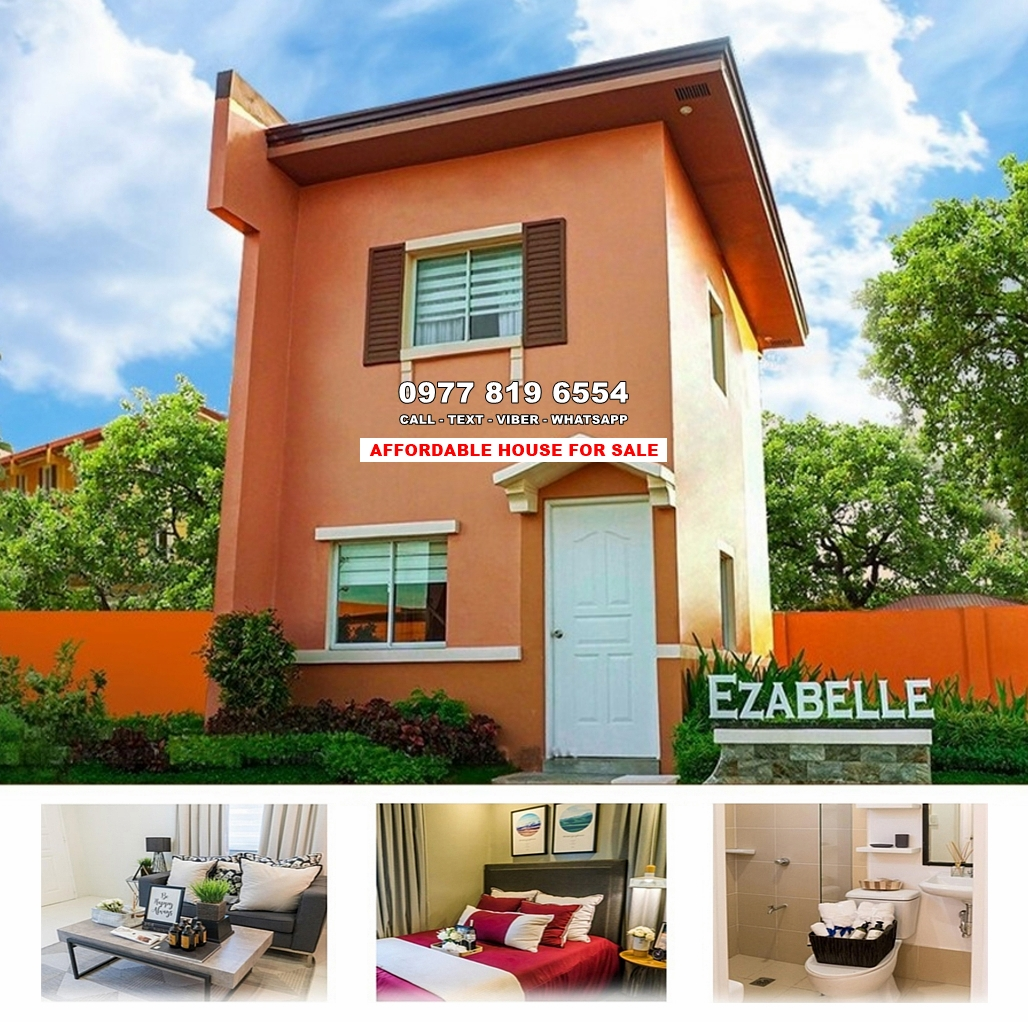 Ezabelle House for Sale in Capiz