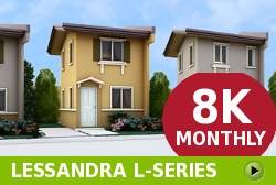 Lessandra Affordable Houses in Camella Capiz